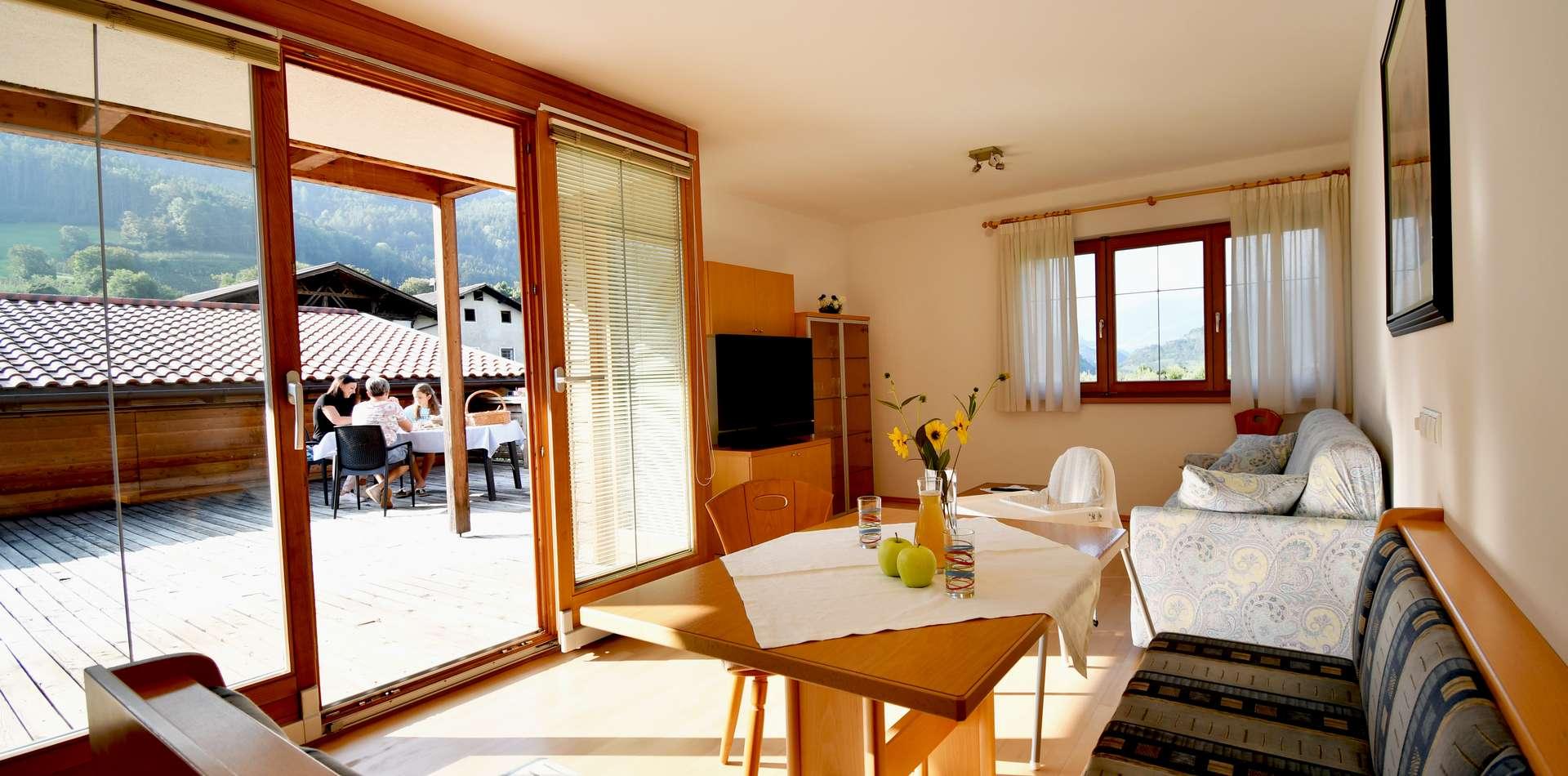Ferienwohnung in Brixen / Südtirol