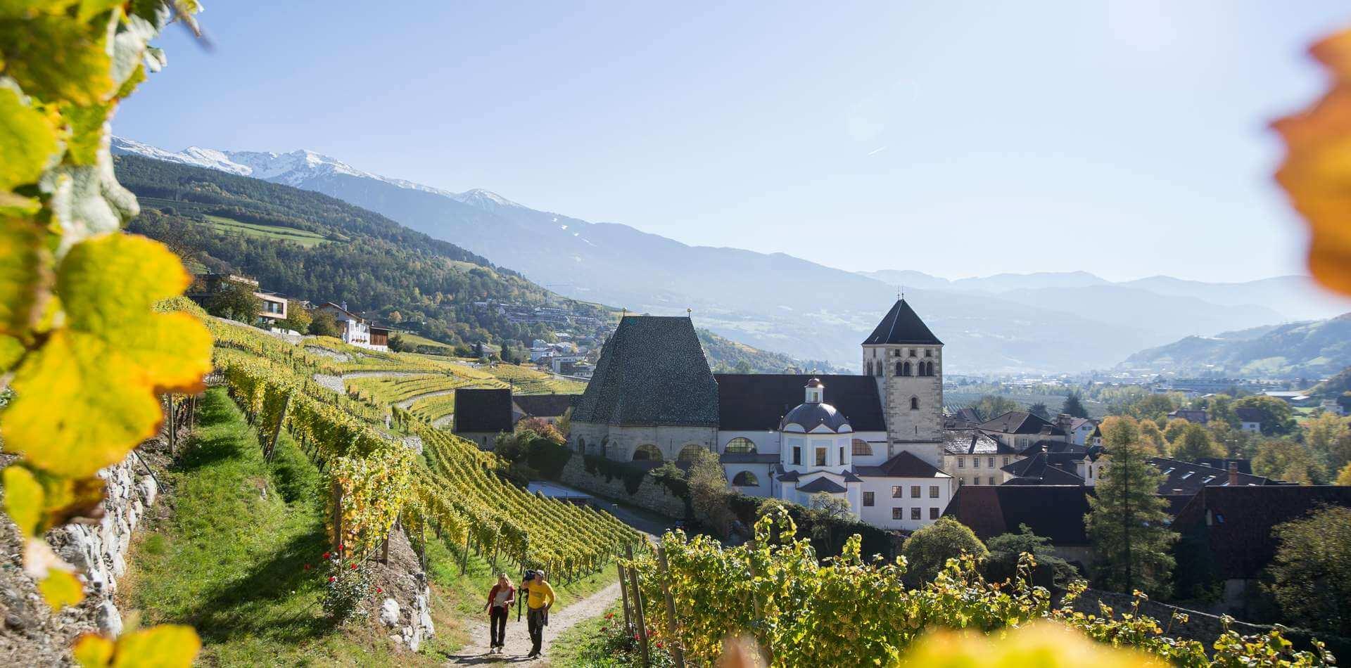 Urlaub in Brixen / Südtirol
