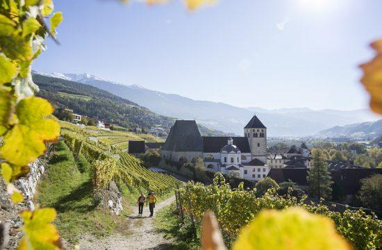 Bressanone autunno e vino